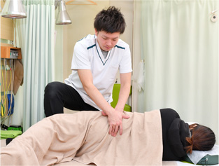 国家資格を取得したプロ治療家
